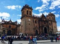 Cuzco Cathédrale Santo Domingo